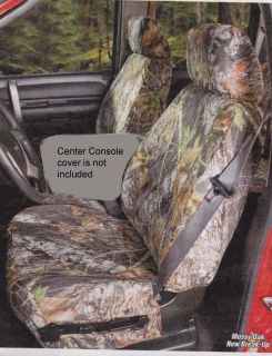 Hatchie Bottom Front Bucket & Back Bench Seat Covers in Mossy Oak New