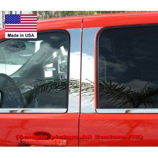 Made in USA Fit 2006 2013 Chevrolet Impala Stainless Steel Door