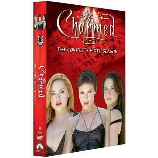 Charmed The Complete Sixth Season Alyssa Milano, Holly