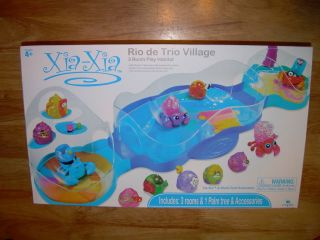 Xia Xia Pet Hermit Crabs Rio de Trio Village Habitat Playset