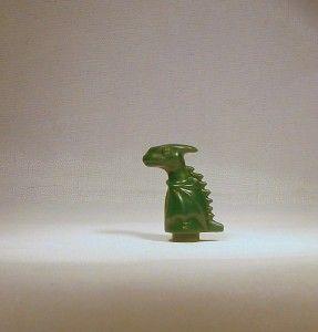 Dark Green Norbert Baby Dragon   Harry Potter Minifigure   Cool Deal