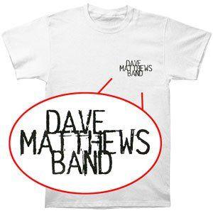 Rockabilia Dave Matthews Band Fire Dancer T shirt XX Large