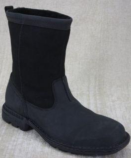 Ugg Australia Mens Hartsville black boots 10