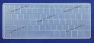 Keyboard Silicone Skin Cover Protector for Asus Eee PC 1005PX 1001HA