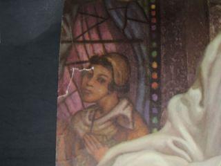 Jesus Helguera  La Presentacion Del Niño En El Templo  Lithograph