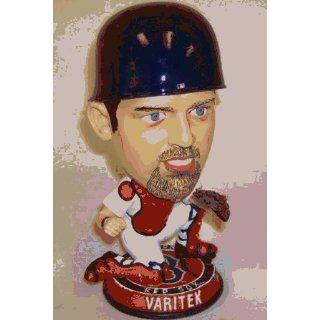 Jason Varitek Red Sox 2008 Big Head Bobble Sports