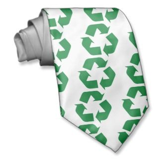 Recycle Ecology Products & Designs! Ties