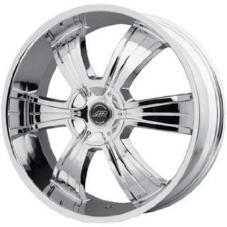 American Racing AR894 18x8 Chrome Wheel / Rim 6x5 & 6x5.5 with a 35mm