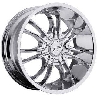 Platinum America 20x9 Chrome Wheel / Rim 5x115 & 5x5.5 with a 15mm