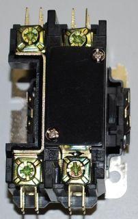 AC Heat Pump Contactor 1 Pole 30 Amp 24 Volt Coil