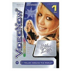 Hilary Duff VideoNow Color Hilary Around The World Color PVP