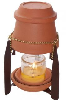 Kandle Heeter Candle Holder Heat Heater Stand Display Home Shop Room