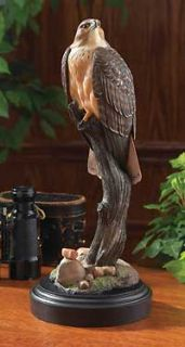 red tailed hawk sculpture by phil galatas the red tailed hawk is so