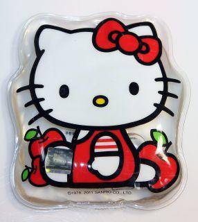 Hello Kitty Gel Heat Pad Hand Warmer Warmers Feet Hands Warm Apple