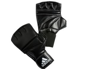 GEL Heavy Bag Gloves S/M L/XL Punch Boxing MMA Glove Black ADIBGS03