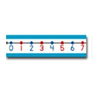 Carson Dellosa Publishing Student Number Lines Toys & Games