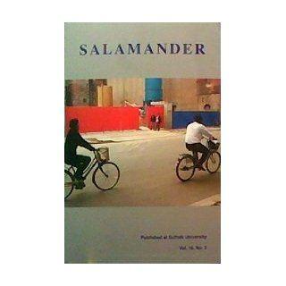 Salamander Poetry Review (Volume 15, Number 2): Jennifer Barber: Books