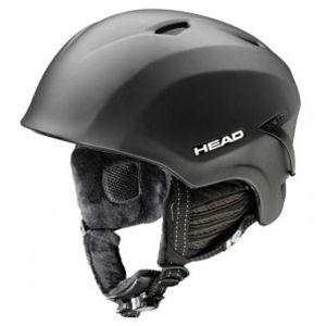 Head Ski Helmet Echo Black LG