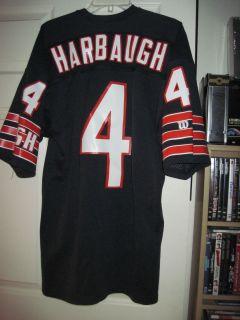 Vintage Wilson Chicago Bears Jim Harbaugh Game Jersey San Francisco