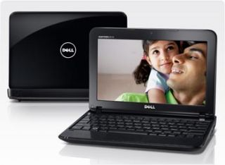 Dell Inspiron iM1018 2628OBK 10.1 Inch Netbook (Clear