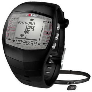 Polar FT40M Mens Running Fitness Heart Rate Monitor Sport Watch New