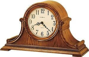 Howard Miller Hillsborough Chiming Mantle Clock 630 152 Retail $629 00