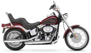 Harley Davidson Softail Models 2007 Repair Service Manual