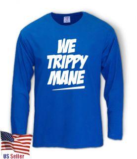Sleeve T Shirt Lil Wane Drake Wiz Khalifa Hip Hop Rap YMCMB