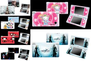NDSi Nintendo DSi Original Vinyl Sticker Decal Skin Cover Hello Kitty