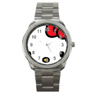 Hello Kitty Sport Metal Mens Watches New Fashion