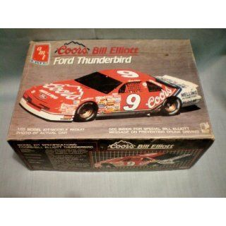 AMT Coors 1:25 Scale Ford Thunderbird    1990    [Bill