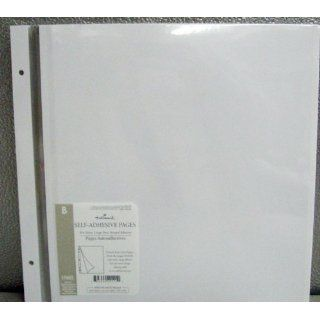 com Hallmark Albums AR 2002 12 X 12 Self Adhesive Pages for 12 X 12