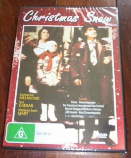 Christmas Snow Katherine Helmond NEW SEALED R4