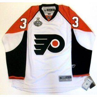 Brian Boucher Flyers Real Rbk 2010 Cup Jersey W Sports