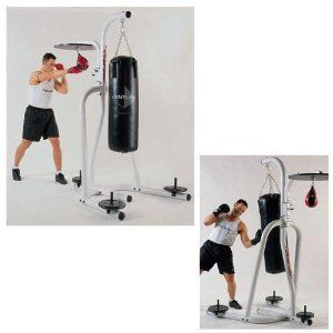 Century Heavy Bag and Speed Bag Training Boxing Punching Speed Workout