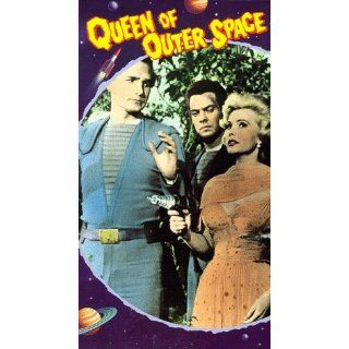 Queen of Outer Space [VHS] Zsa Zsa Gabor, Eric Fleming