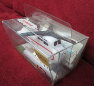 Thomas Tank Engine & Friends Wooden HAROLD Helicopter ORIG. BOX Britt