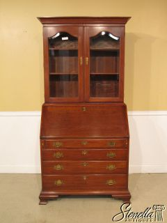 19117 HENKEL HARRIS Cherry Hancock Secretary Desk