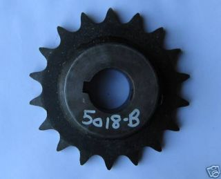 Holmes 750 18 Tooth Sprocket Tow Truck Wrecker Part