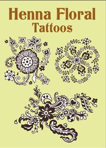 Henna Floral Ancient Art of Body Painting Tattoos