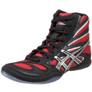 ASICS Mens Split Second 8 Wrestling Shoe: Shoes