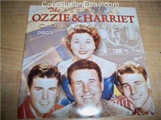 The Ozzie Harriet Collection DVD Disc 3 Only