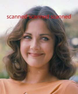LYNDA CARTER 3 5x7 custom prints RARE UNPUBLISHED with her mother VERY