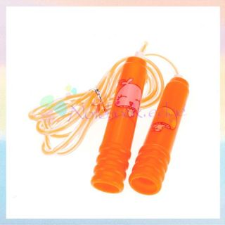 Kids Children PVC Skipping Jumping Jump Rope Gym Toy Fun Home School