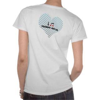 Love Techno Metal T shirt
