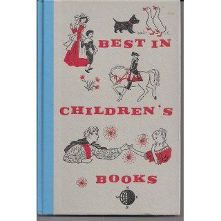 BEST IN CHILDRENS BOOKS 18 (February 1959) Best in Childrens Books