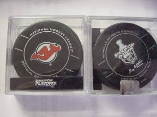2012 NHL New Jersey Devils Stanley Cup Playoffs Official Game Hockey