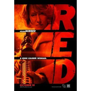 Red Movie Poster (11 x 17 Inches   28cm x 44cm) (2010
