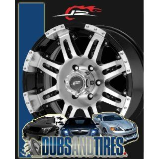 20 Inch 20x10 DALE EARNHARDT JR wheels CANNON Gloss Black