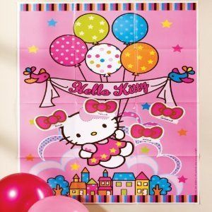 Hello Kitty Birthday Party Supply Party Game 2 12PLAYER